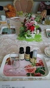 香水作りの材料の写真