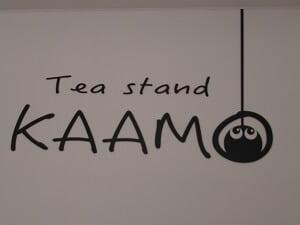 カーモのロゴの写真
