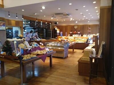 ダンケン谷山店の店内の雰囲気の写真