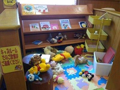 グレンツェン都城店の子供の遊び場の写真