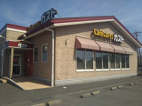 ガスト加治木店の外観の写真