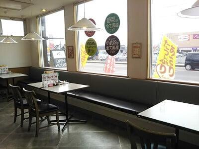 リンガーハット鹿児島隼人店の右の雰囲気のい写真