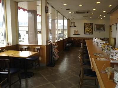 リンガーハット鹿児島隼人店の左の雰囲気の写真