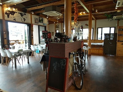 LionRockの店内の雰囲気の写真